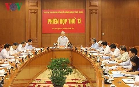 Konferensi Nasional tentang pekerjaan pencegahan dan pemberantasan korupsi - ảnh 1