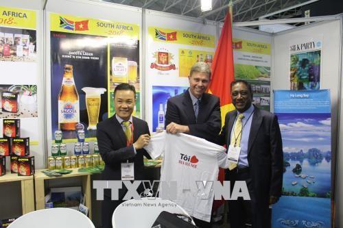 Vietnam dan Afrika Selatan berupaya meningkatkan nilai perdagangan pada tahun 2020 - ảnh 1