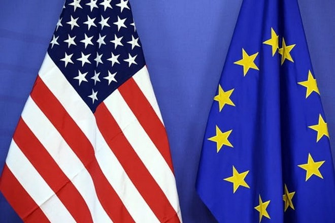 Perspektif perang dagang Amerika Serikat – Uni Eropa : Berpengaruh terhadap perekonomian global - ảnh 1