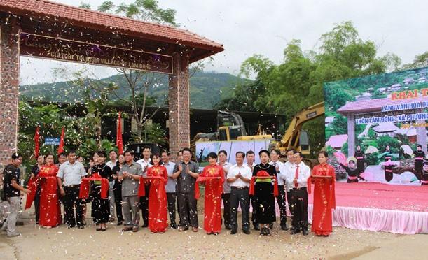 Kesan-kesan terhadap Desa Wisata-Budaya Komunitas Lam Dong - ảnh 1