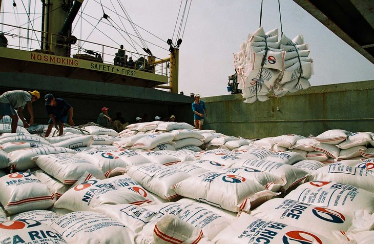 Mendorong aktivitas ekspor hasil pertanian dan perikanan Vietnam di Timur Tengah dan Afrika - ảnh 1