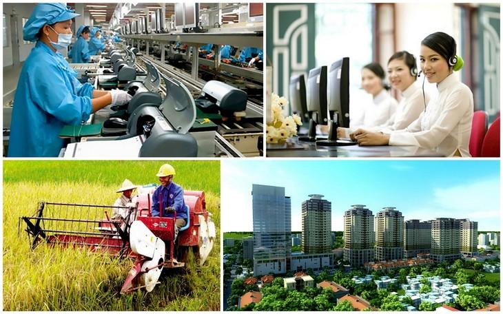 Memperkuat konektivitas antara badan usaha dalam nengeri dan badan usaha asing untuk menambah tenaga pendorong kepada pertumbuhan ekonomi - ảnh 1
