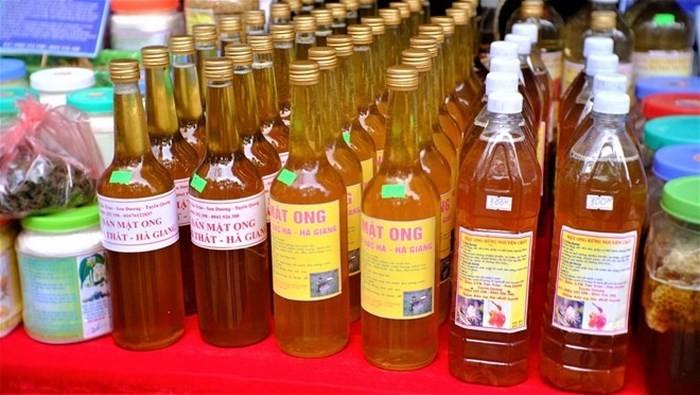 Tawon madu mint Ha Giang, produk khas yang mengandung aspek budaya nasional - ảnh 1