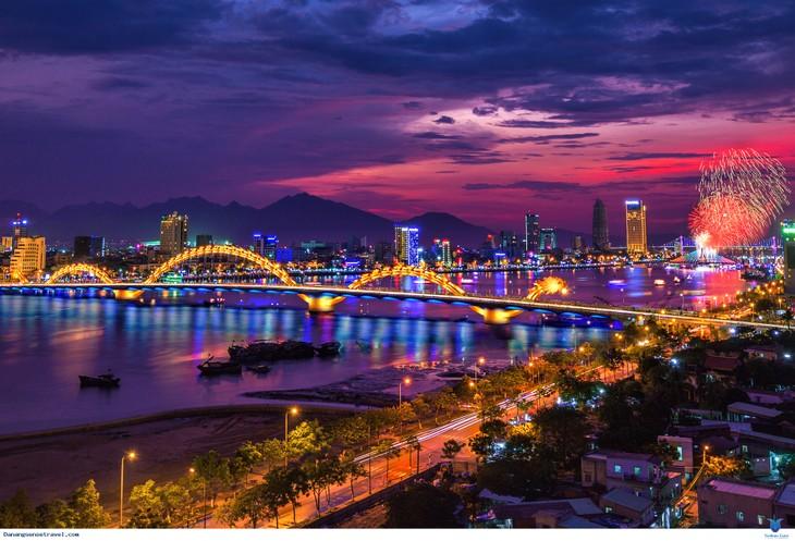 Kota Danang memperoleh gelar Kota Hijau tahun 2018 - ảnh 1