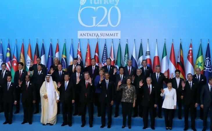 Organisasi-organisasi perdagangan mendesak G20 melawan proteksionisme - ảnh 1
