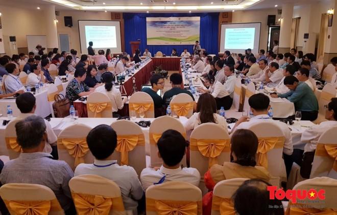 Lokakarya melestarikan keanekaragaman biologi dan perkembangan yang berkesinambungan daerah Vietnam Tengah- daerah Tay Nguyen - ảnh 1