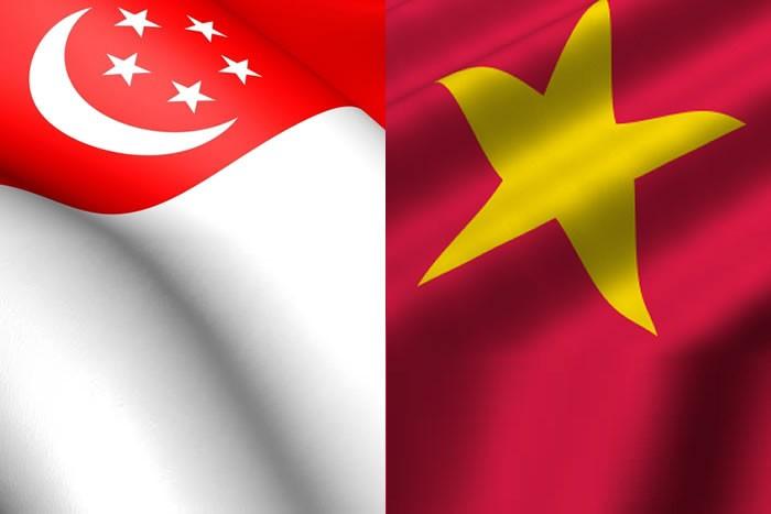 Hubungan Vietnam-Singapura: Sama-sama menghadap ke masa depan - ảnh 1
