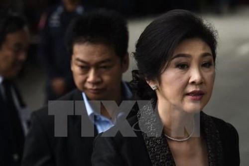 Thailand meminta kepada Inggris supaya melakukan ekstradiksi terhadap mantan PM Yingluck Shinawatra - ảnh 1
