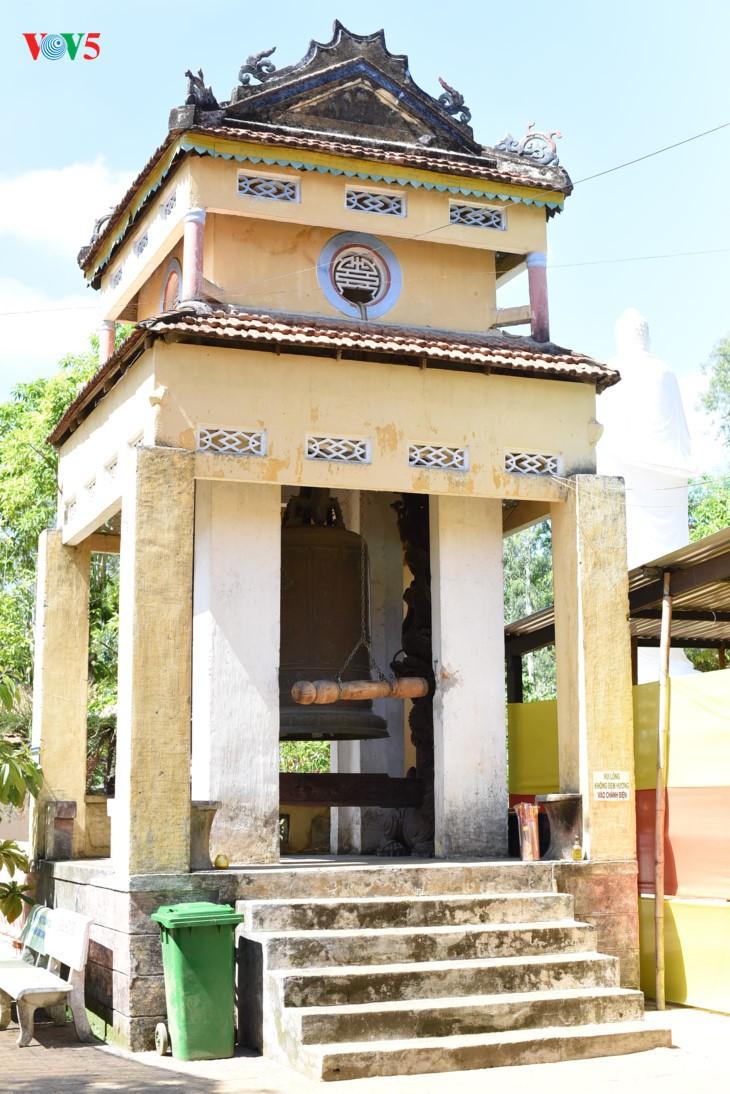 Mengunjungi pagoda Thien An pada musim melakukan pekerjaan yang baik - ảnh 5