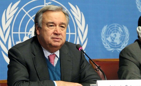 Sekjen PBB berseru supaya memperkuat kerjasama multilateral untuk menangani tantangan-tantangan global - ảnh 1