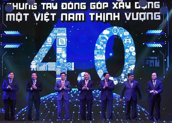 Menghimpun talenta demi Viet Nam yang sejahtera - ảnh 1