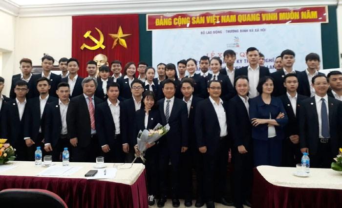 Viet Nam  siap untuk kontes ketrampilan ASEAN kali ke-12 - ảnh 1