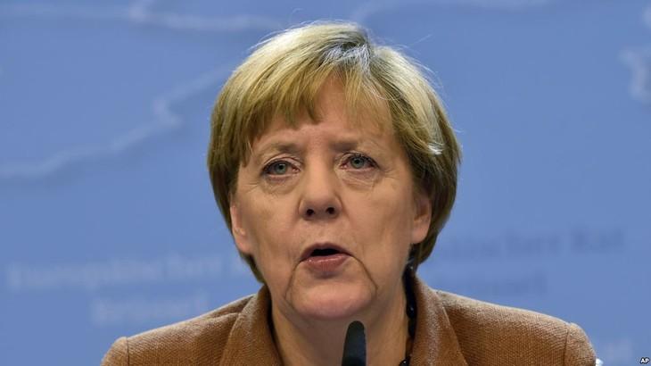 Jerman menolak usulan baru Uni Eropa tentang pemangkasan volume gas limbah - ảnh 1