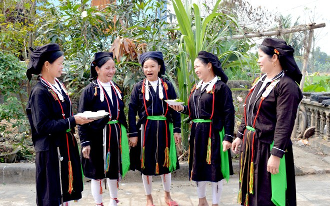 Lagu-lagu Soong Co: Aspek budaya yang unik dari warga etnis minoritas San Diu - ảnh 1