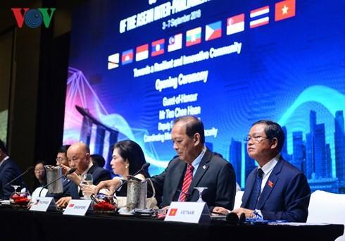 Pembukaan Majelis Umum AntarParlemen Asia Tenggara yang ke-39 - ảnh 1