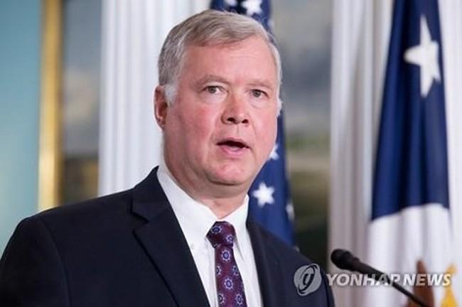 Utusan Khusus AS urusan RDRK  memulai kunjungan di Republik Korea - ảnh 1