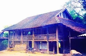 Adat istiadat kebudayaan melalui rumah panggung dari warga etnis minoritas Thai - ảnh 1