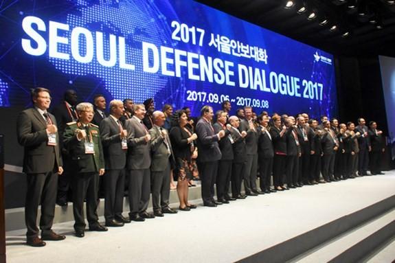 Forum keamanan tahunan Republik Korea menuju ke usaha mendorong perdamaian yang berkesinambungan - ảnh 1
