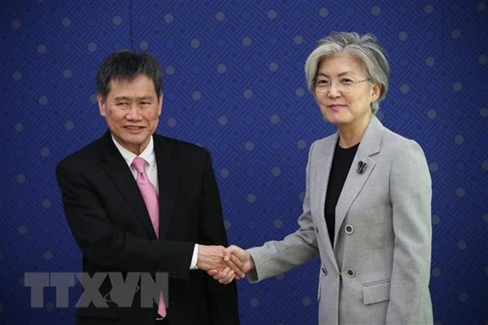 Republik Korea dan ASEAN memperkuat kerjasama - ảnh 1