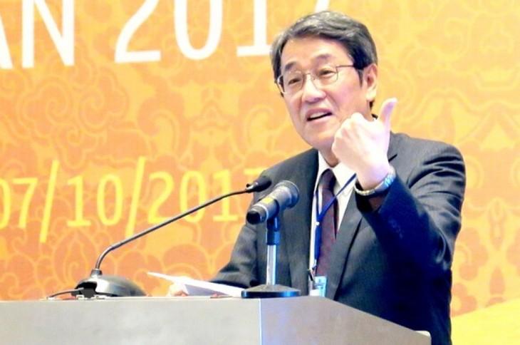 Masa 45 tahun penggalangan hubungan Vietnam-Jepang - ảnh 1