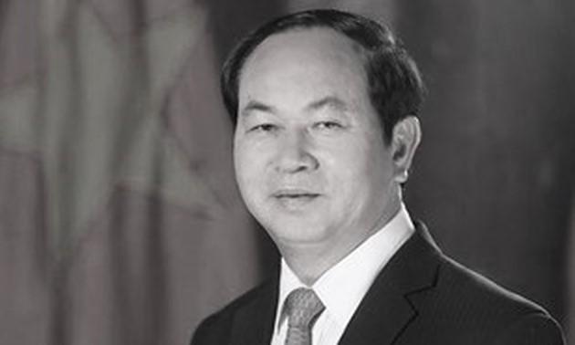 Presiden Vietnam, Tran Dai Quang wafat - ảnh 1