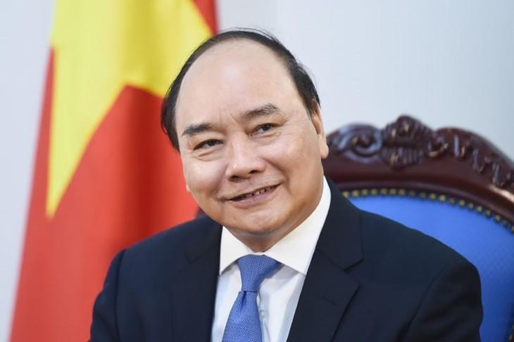 PM Nguyen Xuan Phuc : Vietnam merupakan anggota yang bertanggung jawab, memberikan sumbangan yang aktif pada semua bidang dan aktivitas PBB - ảnh 1