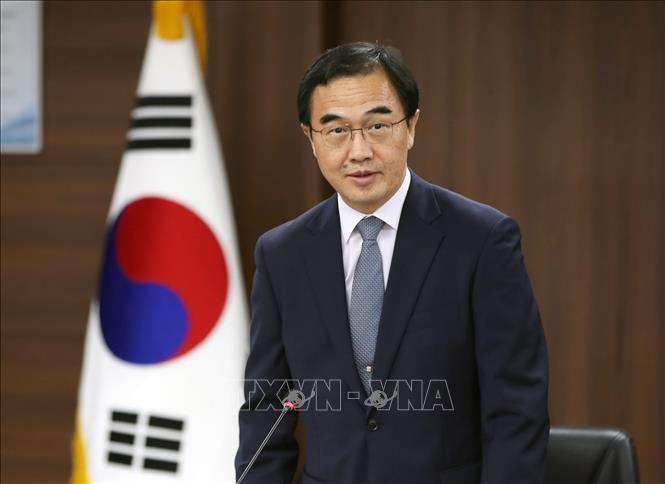 Republik Korea belum mempertimbangkan untuk menghapuskan sanksi terhadap RDRK - ảnh 1