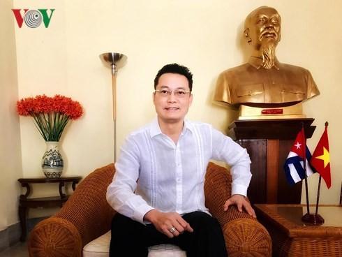 Mendorong hubungan istimewa  Viet Nam-Kuba merupakan tugas  dua bangsa - ảnh 2