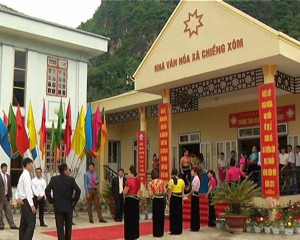 Kecamatan Chieng Xom: Wisata komunitas mengubah wajah pedesaan baru - ảnh 1