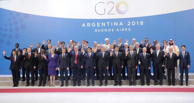 KTT G20 mencapai musyawarah mufakat dan mengeluarkan Pernyataan Bersama - ảnh 1
