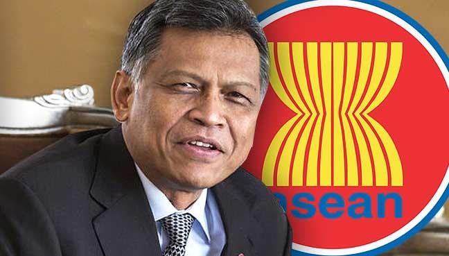 ASEAN mengenangkan Almarhum Sekjen ASEAN, Surin Pitsuwan - ảnh 1