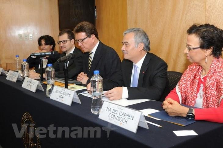 Lokakarya tentang hubungan Vietnam-Meksiko - ảnh 1