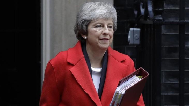 Masalah Brexit : PM Inggris berupaya menyelamatkan permufakatan sementara tentang Brexit dengan Uni Eropa - ảnh 1