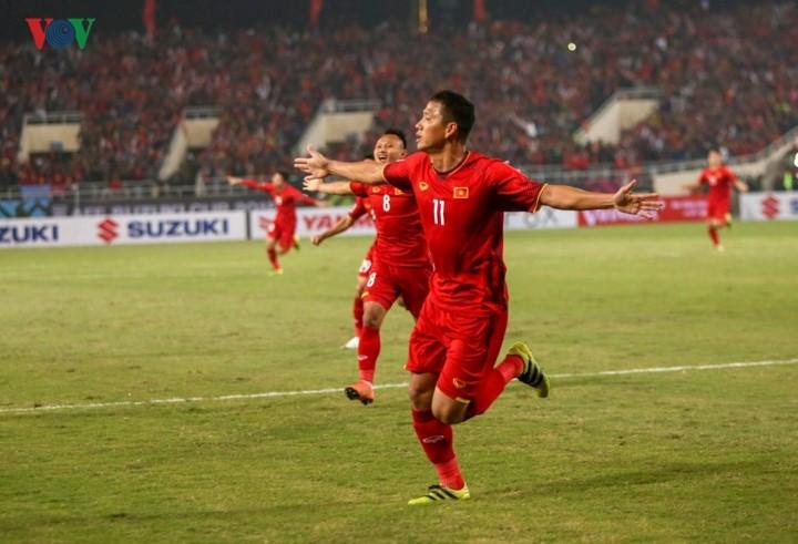 Vietnam Jadi Juara Piala AFF 2018 - ảnh 1