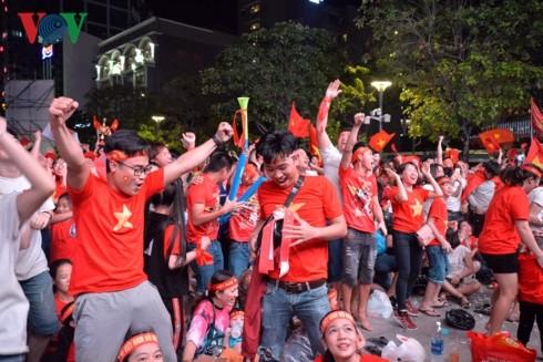 Vietnam Jadi Juara Piala AFF 2018 - ảnh 9