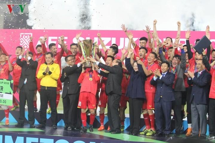 Vietnam Jadi Juara Piala AFF 2018 - ảnh 2
