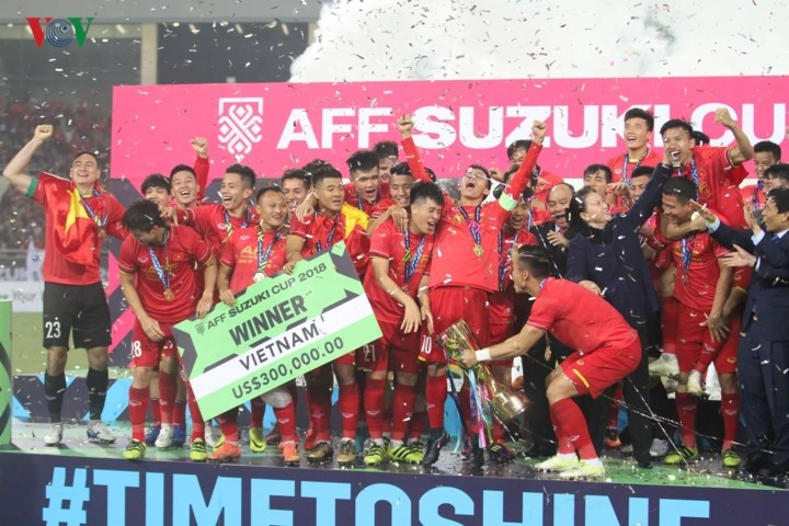 Vietnam Jadi Juara Piala AFF 2018 - ảnh 3