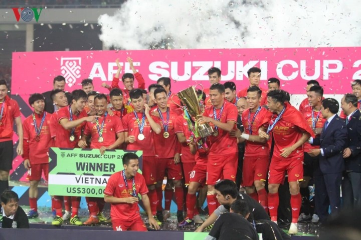 Vietnam Jadi Juara Piala AFF 2018 - ảnh 4