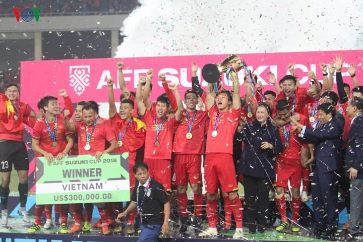 Vietnam Jadi Juara Piala AFF 2018 - ảnh 5