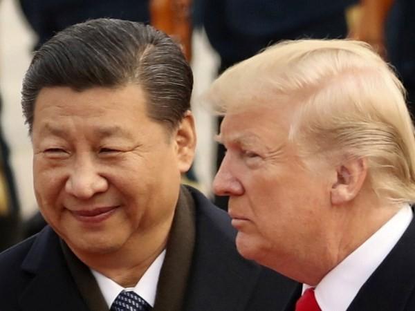 Tiongkok dan AS mencapai kemajuan dalam perundingan perdagangan  - ảnh 1