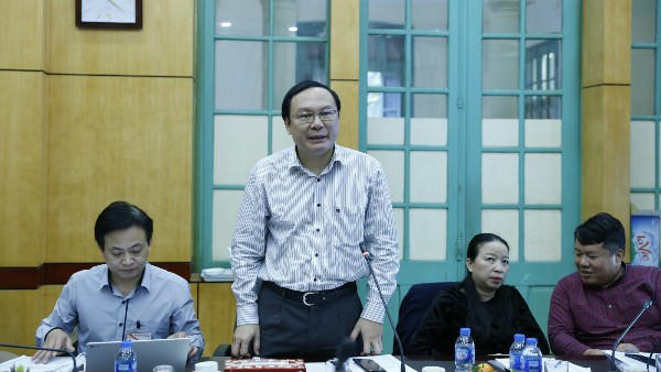 Mempercepat pelaksanaan Proyek Penyempurnaan  Komite Sungai Mekong Vietnam - ảnh 1