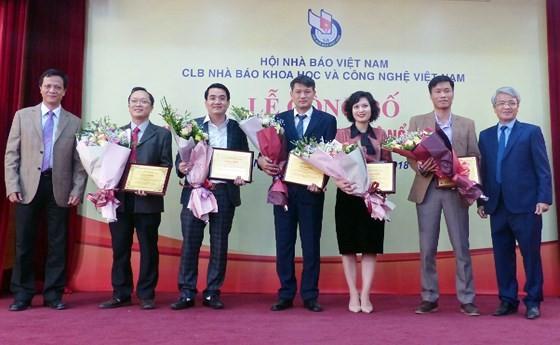 Sepuluh event tentang sains  dan teknologi yang menonjol di Vietnam dalam tahun 2018 - ảnh 1