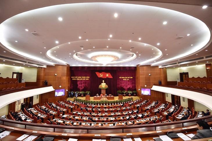Meneruskan inovasi dalam pekerjaan kekaderan Partai Komunis Vietnam - ảnh 1