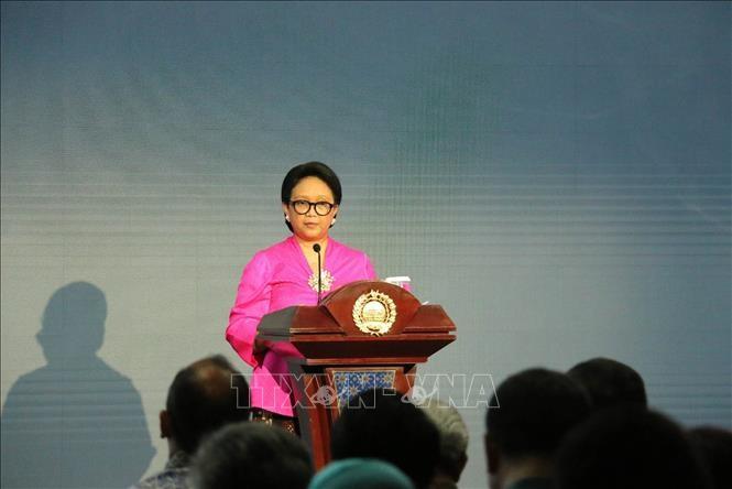 Tahun 2019 akan menjadi tahun sibuk bagi diplomasi Indonesia - ảnh 1