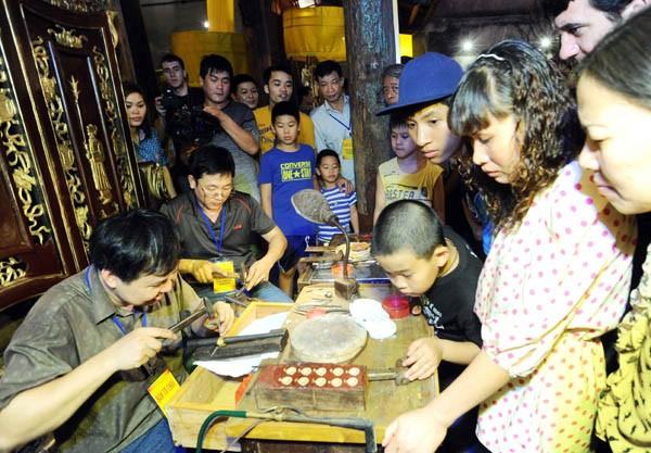 Traditional Handicrafts Of Vietnam