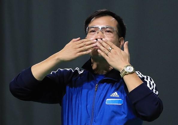 Shooter Hoang Xuan Vinh wins historic gold medal at Rio Olympics 2016 - ảnh 4