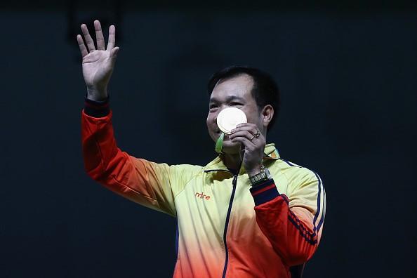 Shooter Hoang Xuan Vinh wins historic gold medal at Rio Olympics 2016 - ảnh 7