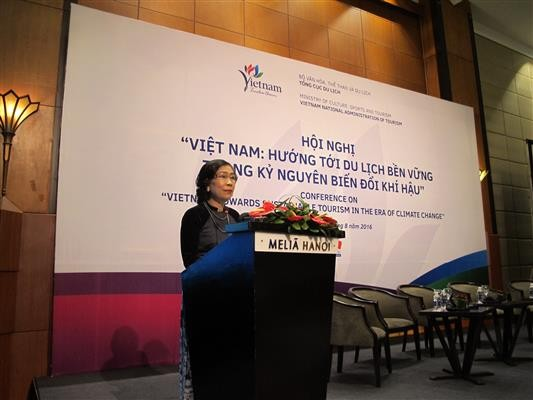 Vietnam tourism adapts to climate change for sustainable development  - ảnh 1