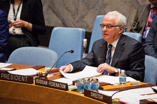 UN Security Council divided over Syria  - ảnh 1