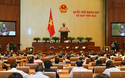 Vietnamese voters praise the results of National Assembly session  - ảnh 1